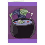 Bobbing for Apples? Greeting Card