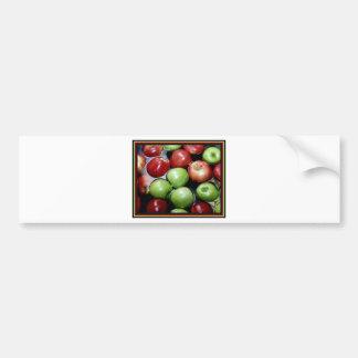 bobbing-for-apples.jpg bumper sticker