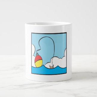 Bobbing Large Coffee Mug