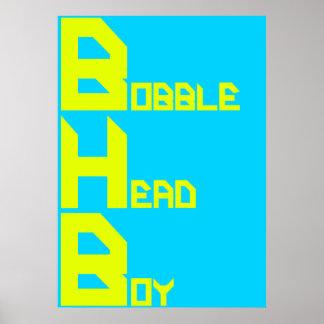 BobbleHeadBoy Póster