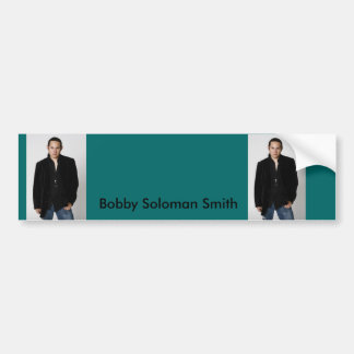 Bobby123, Bobby123, Bobby Soloman Smith Pegatina Para Auto