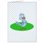 Bobby Blue Jay Greeting Card