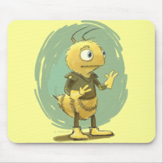 Bobby Drone Mouse Pad