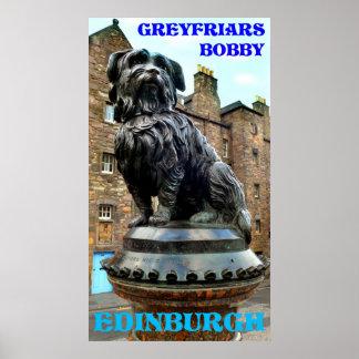 bobby Edimburgo de los greyfriars Posters
