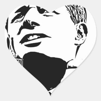 Bobby Heart Sticker