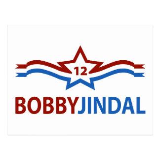 Bobby Jindal 12 Postcard