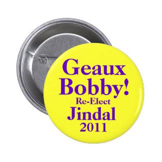 Bobby Jindal 2011 Pinback Button