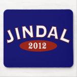 Bobby Jindal 2012 Arc Mouse Pad