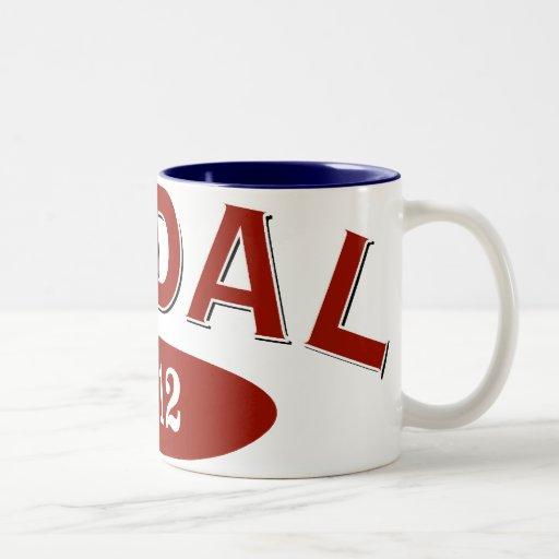 Bobby Jindal 2012 Arc Two-Tone Coffee Mug