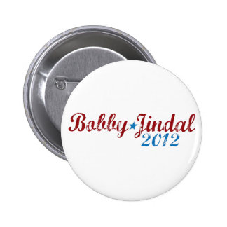 Bobby Jindal 2012 Buttons