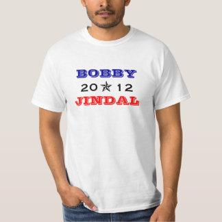 Bobby Jindal 2012 for President T-Shirt