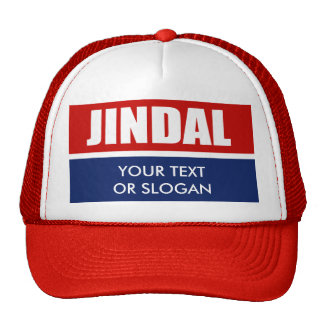 BOBBY JINDAL 2012 GORRA
