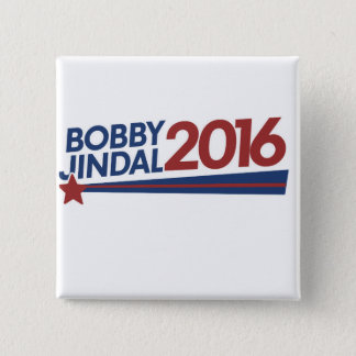 Bobby Jindal 2016 Button