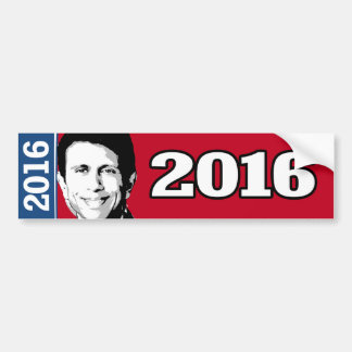 BOBBY JINDAL 2016 CANDIDATE BUMPER STICKERS