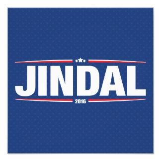 Bobby Jindal 2016 (estrellas y rayas - azul) Fotos