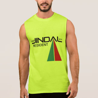Bobby Jindal 2016 Sleeveless Shirt