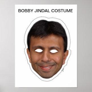 Bobby Jindal Costume Poster