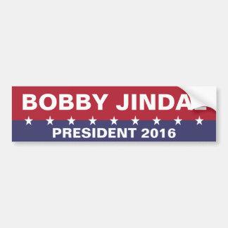 BOBBY JINDAL for President 2016 Bumper Sticker