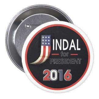 Bobby Jindal for President 2016 Pinback Button