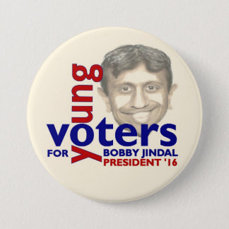 Bobby Jindal for President 2016 Pinback Button