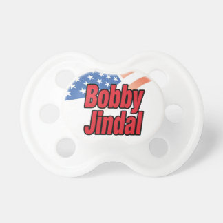 Bobby Jindal for president in 2015 Pacifier