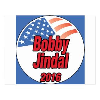 Bobby Jindal for president in 2015 Postcard