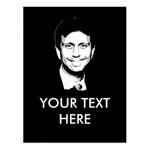 Bobby Jindal Gear Postcards