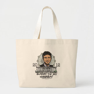 Bobby Jindal is My Homeboy 2012 Gear Large Tote Bag