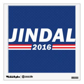 Bobby Jindal, Jindal 2016 Wall Sticker