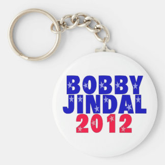 Bobby Jindal Keychain