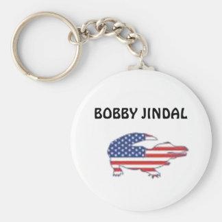 Bobby Jindal Llaveros Personalizados