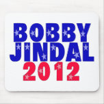 Bobby Jindal Mouse Pads