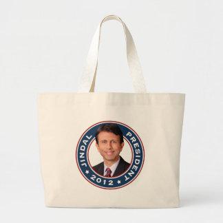 Bobby Jindal para el presidente 2012 Bolsas De Mano