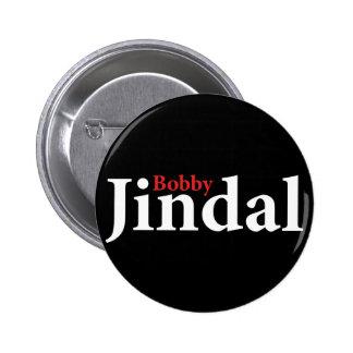 Bobby Jindal Pin Redondo De 2 Pulgadas