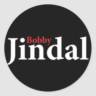 Bobby Jindal Sticker