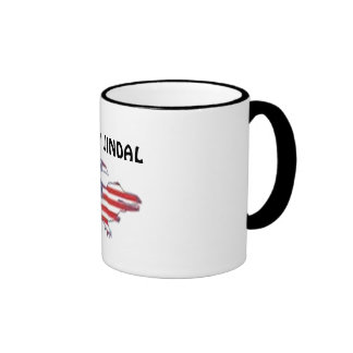 Bobby Jindal Tazas De Café