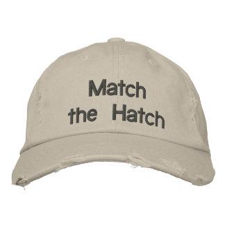 Bobby Kelly Match the Hatch Cap