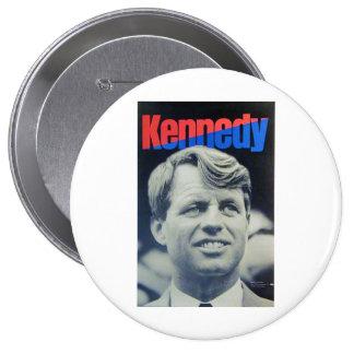 Bobby Kennedy '68 Pinback Button
