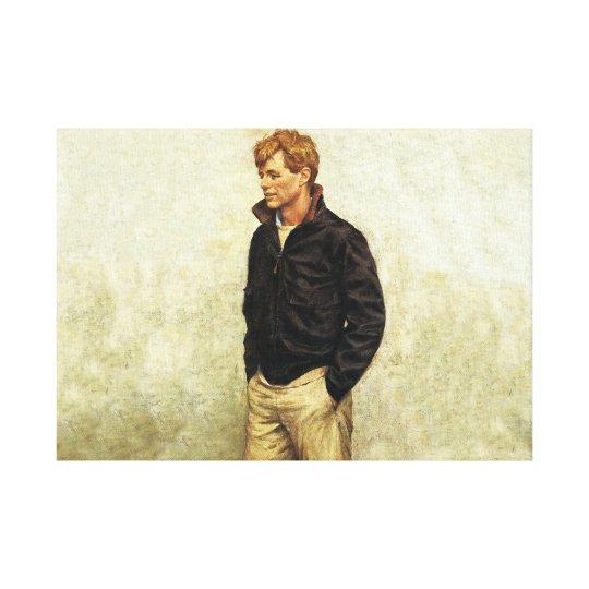 Bobby Kennedy Canvas Print Zazzle Com
