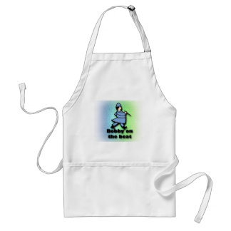 Bobby on the Beat Aprons