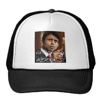 BOBBY ROCKS! TRUCKER HAT