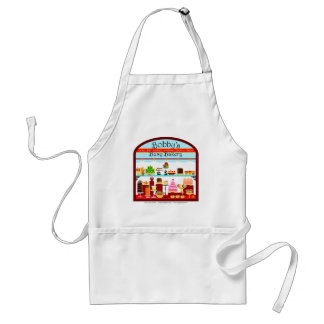 Bobby's Busy Bakery Adult Apron
