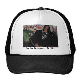 BobbySmith213, Bobby Soloman Smith Gorra