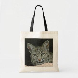 Bobcat Canvas Bags