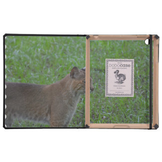 Bobcat Cover For iPad