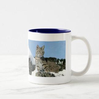 Bobcat Commemorative Mug