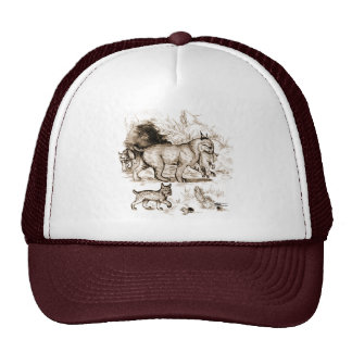 Bobcat Family Trucker Hat