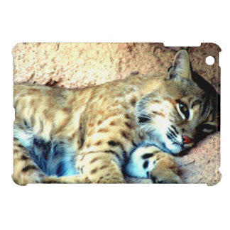 Bobcat Habitat iPad Mini Case