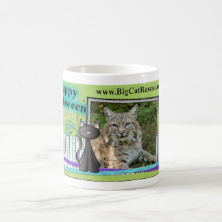 Bobcat Halloween Mug