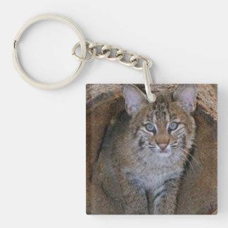 Bobcat Keyring Keychain